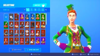 I bought a rare stacked fortnite account...