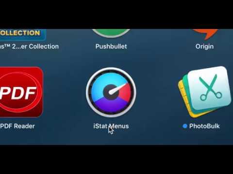 IStat Menus 6 - Best MacOS System Monitor - Tutorial