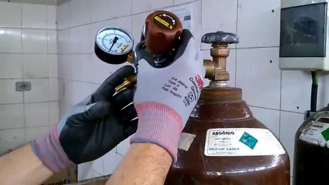 Regulador de g s para processo mig e tig youtube - Regulador de gas ...