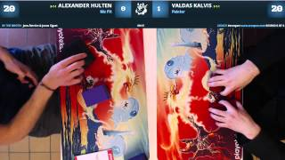 SCV#6 Legacy - Round 6 - Alexander Hulten (Nic Fit) vs (Painter) Valdas Kalvis