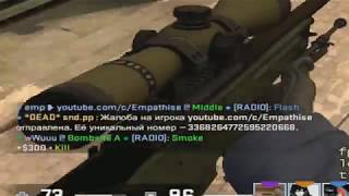 cheating and bhopping in my CS:GO montage