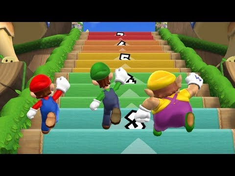 Mario Party 9 - Step It Up (Master Difficulty - 1-vs-Rivals)