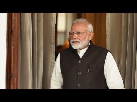 Mahagathbandhan is mahamilawat : PM Modi's jibe at opposition alliance Mp3