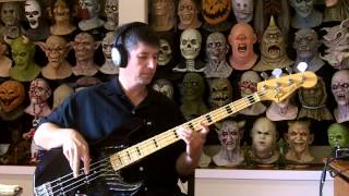 Home On The Strange Bass Cover