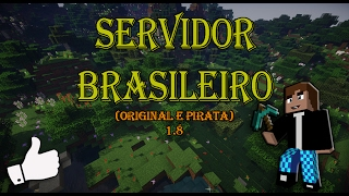 SERVIDOR DE EGG WARS BR MINECRAFT (ORIGINAL-PIRATA)