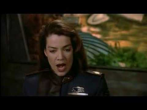 Babylon 5 - Susan/Talia subtext