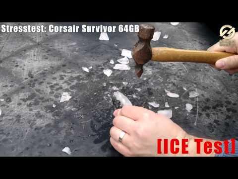 Stresstest: Corsair Survivor Stealth 64GB