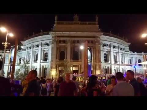 2017.08.17 Burgtheater and Rathausplatz Film Festival, Vienna, Austria