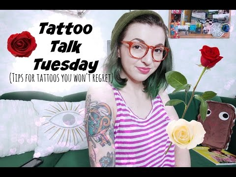 TTT! Tips for tattoos you won't regret!