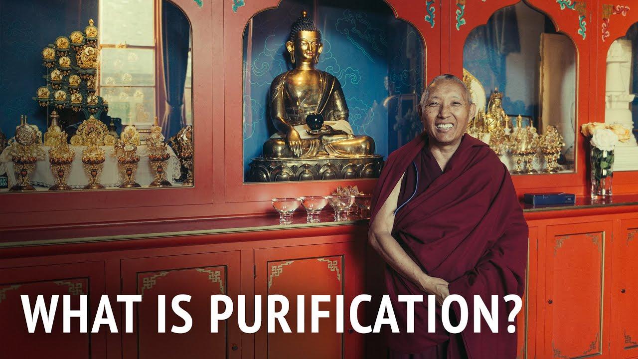 How to Practice Vajrasattva — Study Buddhism