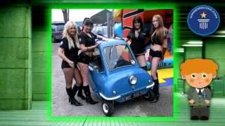 Рекорд Гиннеса: Самая маленькая машина в мире(, 2015-04-14T17:43:59.000Z)