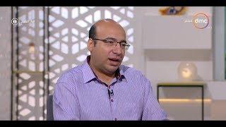 8 الصبح - الناقد الرياضي خالد طلعت