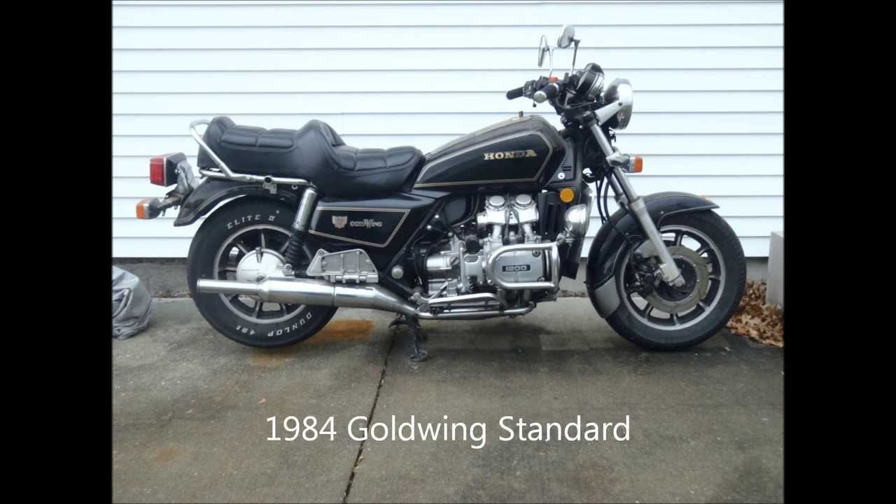 My New 1984 Goldwing Standard