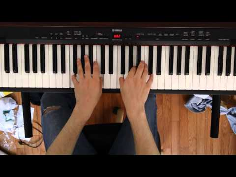 Opeth - Hessian Peel (Piano Cover)