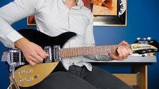 The Beatles - It Won't Be Long - Guitar Cover - Rickenbacker 325C58