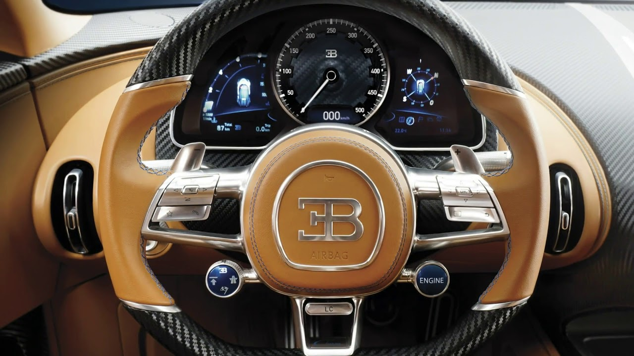 2018 Bugatti Galibier exterior and interior concept cars design-2018 ...