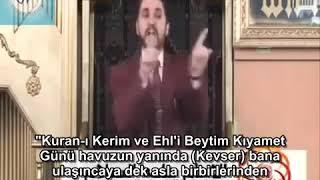 Sünni Alim Adnan İbrahim'den Hz.Ali'nin Hakkı