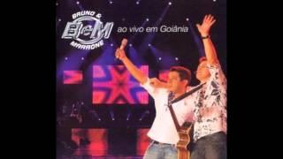 Bruno & Marrone - Ao Vivo em Goiânia - 2006 CD Completo