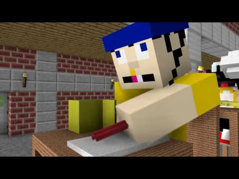 SML Minecraft Animation Jeffy gets Bullied