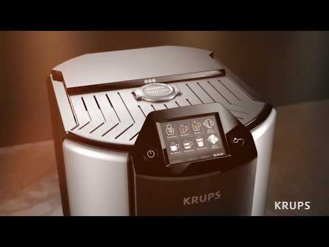 Introducing KRUPS Barista New Age - Bean to Cup Coffee Machine