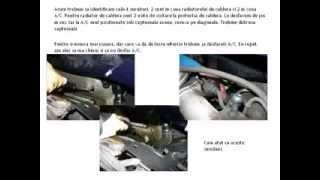 Diy -- Inlocuire Radiator Caldura Vw Mk4 Bora 1.9 Tdi Ajm