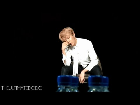 [FANCAM] 170324 J-Hope MAMA @ BTS The Wings Tour in Newark Day 2