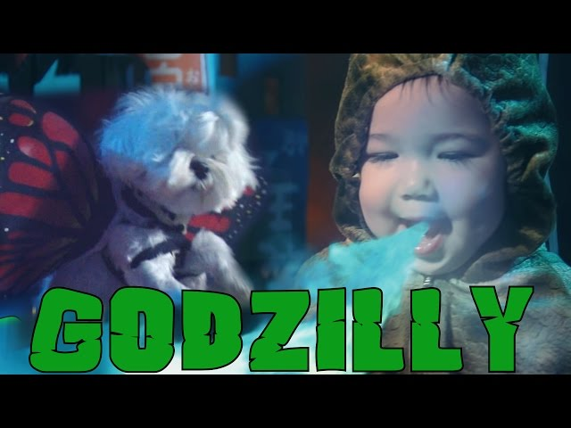 Godzilly – King of the Daughters!