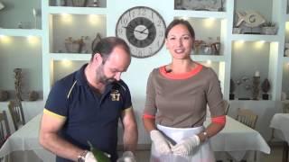 Соус Дзадзики | Вкусная Греция в Салониках | Mouzenidis Travel