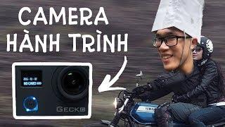 Đánh giá camera hành trình Gecko S1: giá hợp lí, chất lượng tốt
