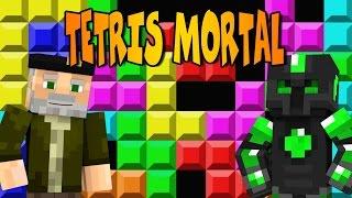 TETRIS DE LA MUERTE!! Minijuego c/ sTaXx | Minecraft