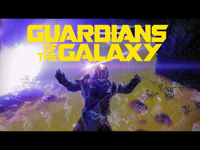 Destiny Dance Gif: Guardians Of The Galaxy Intro Gets Re-Created In Destiny