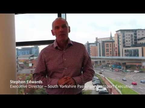 SYPTE's Stephen Edwards - The Future of Supertram