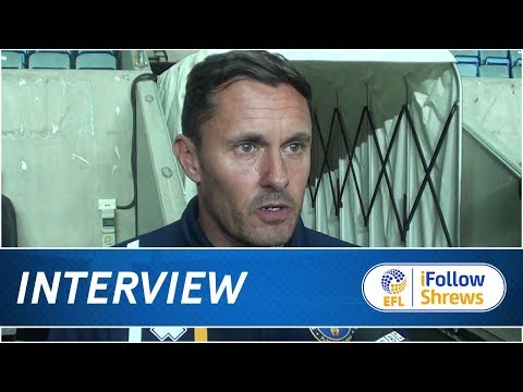 iNTERVIEW | Paul Hurst Post Coventry - Town TV