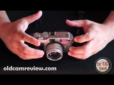 A Review Of The Contax G1 Rangefinder
