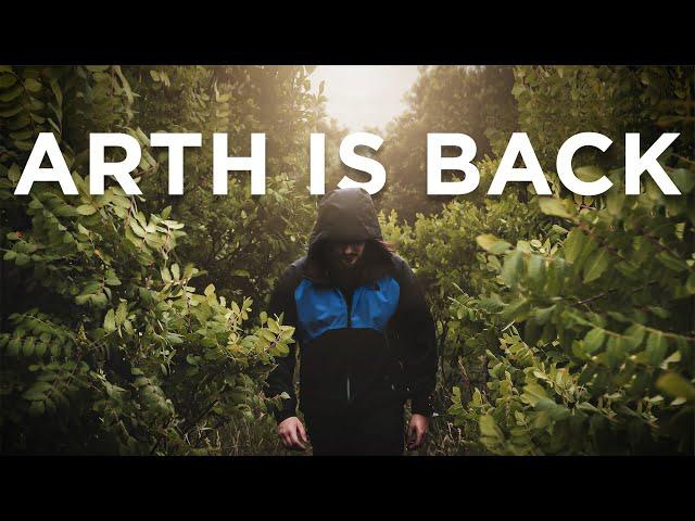 ARTH IS BACK (Cette fois c'est la bonne, promis 😉 )