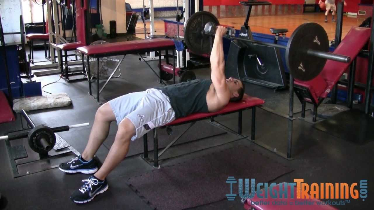 One Arm Dumbbell Fly How To Do Single Arm Dumbbell Flys