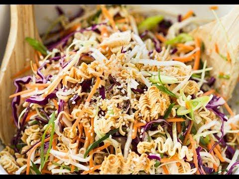 MAGGI Crunchy Noodle Salad