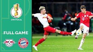 RB Leipzig vs. FC Bayern München 0-3 | Full Game | DFB Cup 2018/19 | Final