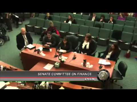 Senate Finance - Anne Dunkelberg, CPPP - January 31, 2013