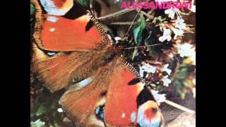 ALESSANDRO ALESSANDRONI & I MARC 4 - ACQUE AZZURRE