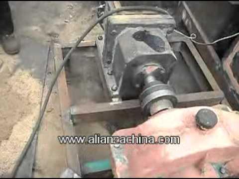 Maquina para fabricar briqueta youtube for Como hacer una maquina recreativa