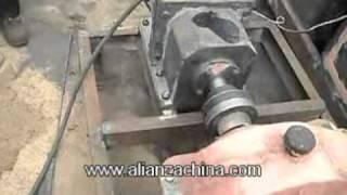 Repeat youtube video Maquina para fabricar briqueta