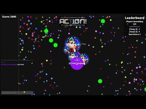 Bubbleam battle 2 vs 2 OM STROOOOOOONG feat YOUTHxQiway