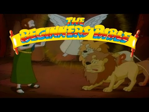 Jonah and the Whale &  Daniel and the Lions - Beginners Bible