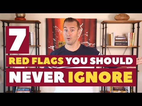 7 Red-Flags You Should NEVER Ignore | Dating Advice For Women By Mat Boggs