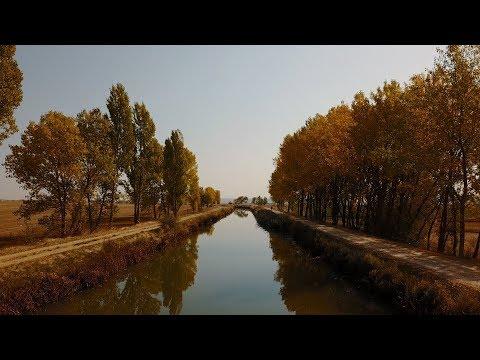 CAMINO DE SANTIAGO day 16 Canals