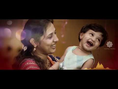 Amma Telugu Song   Mothers Day Song Special By Veenaa Vedika
