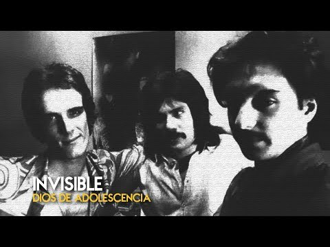 Invisible - Dios de adolescencia (Letra)