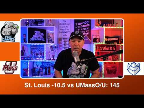 St. Louis vs UMass 3/1/21 Free College Basketball Pick and Prediction CBB Betting Tips