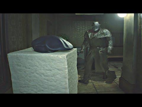 Resident Evil 2 Remake - The Tofu Survivor Gameplay (RE2 Remake 2019) PS4 Pro